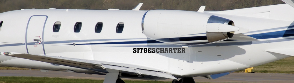 Charter Private Plane Sitges Barcelona
